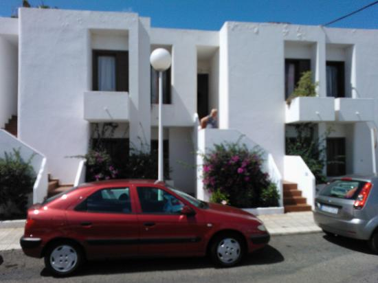 Maribel Apartments: Outside Apartment no. 15