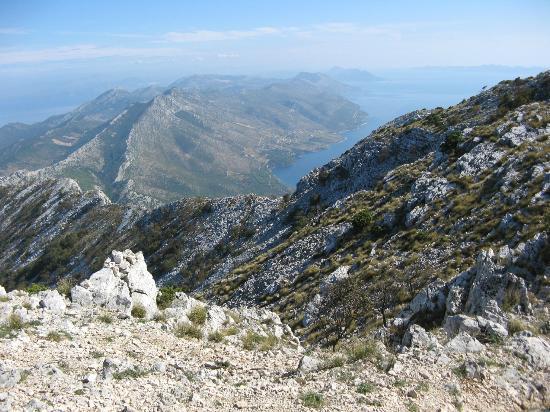 Pension Gradina: Bergwandern am Svetia Ilja