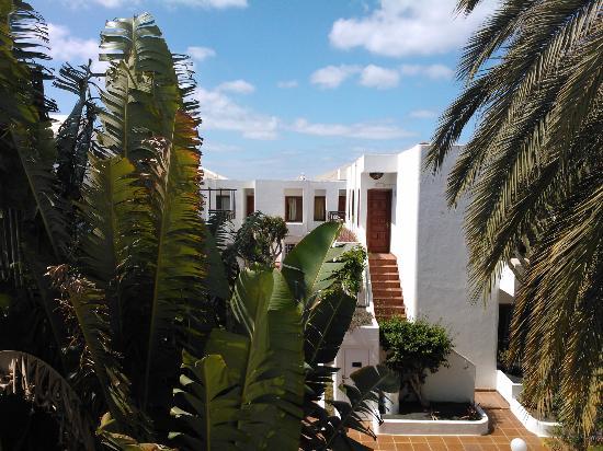 Maribel Apartments: View from balcony