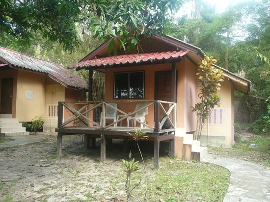 Suanluang Resort: bungalow with airco