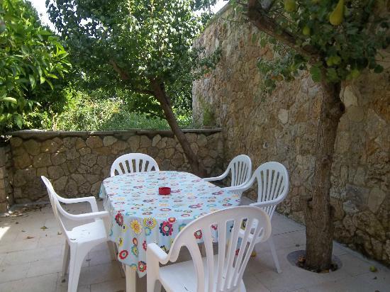 Villa Grotta Monaca : esterno 2