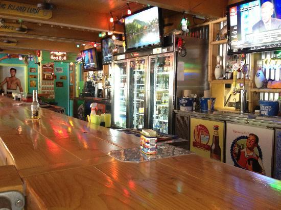 Spankys Riptide: Main Bar