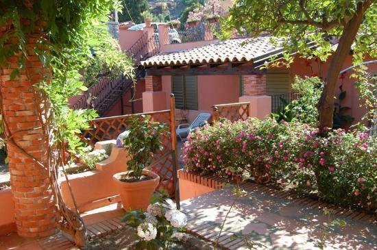 Villa Carmelas: il nostro appartamento