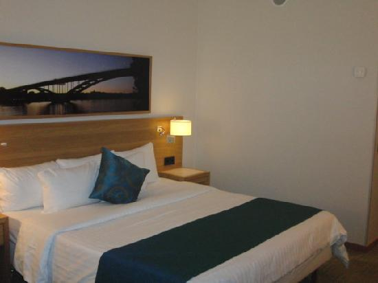 Courtyard by Marriott Stockholm Kungsholmen: chambre