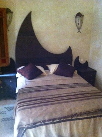 Riad Awinati: habitacion