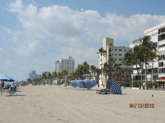 Angelfish Inn: What's not to like of Hollywood Beach, Florida