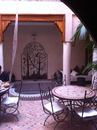 Riad Awinati: hotel