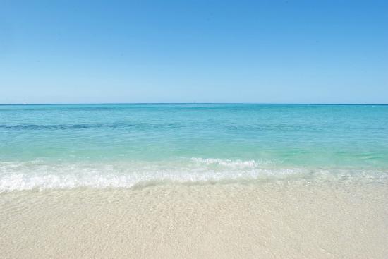 El Eden Hotel: spiaggia