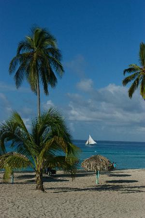 El Eden Hotel : spiaggia