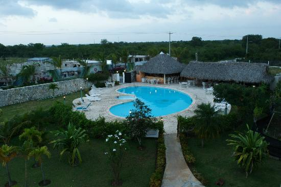 El Eden Hotel: piscina