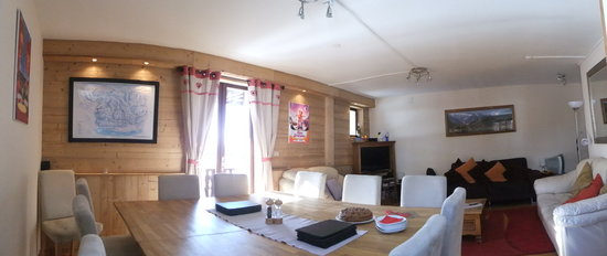 Chalet Aventure Lounge