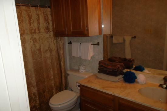 El Constante Beachfront Condominiums: Bathroom