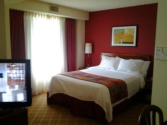 Residence Inn Arlington Rosslyn : Our Room