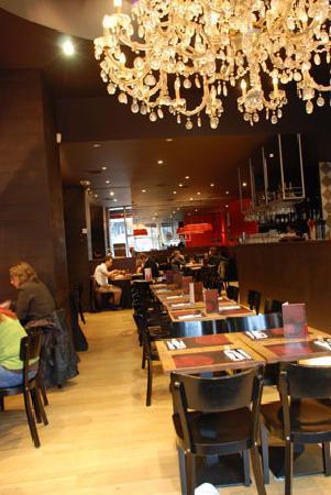 Brussels Grill - Debrouckere : Brussels Grill Restaurant - Place Debrouckère Bruxelles