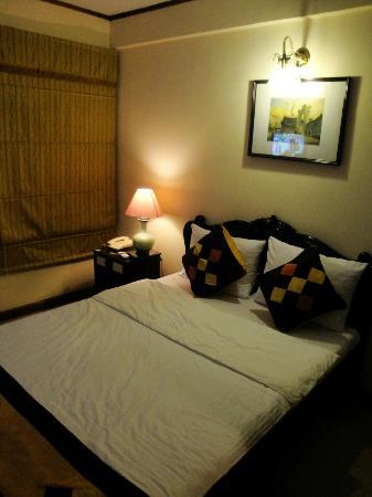 Hong Ngoc Hotel : Bedroom