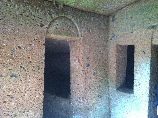 Exclusive Rome Tour - Tours: Sculpted Etruscan Tomb at Cerveteri's Banditacciae Necropoli