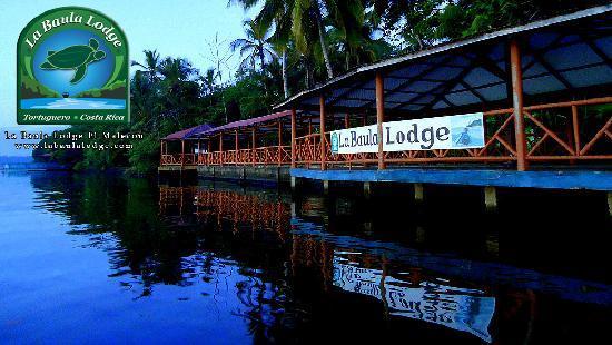 La Baula Lodge : Baula Lodge Front
