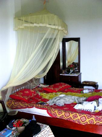 Rampart View Guest House: Bedroom