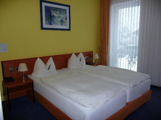 Hotel Weinhaus Hoff: Hotelzimmer
