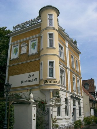 Hotel Weinhaus Hoff: Gästehaus und Restaurant Weinhaus Hoff