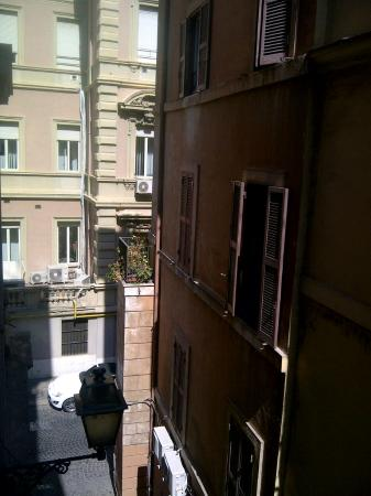 Finestra su Trastevere : View from the room