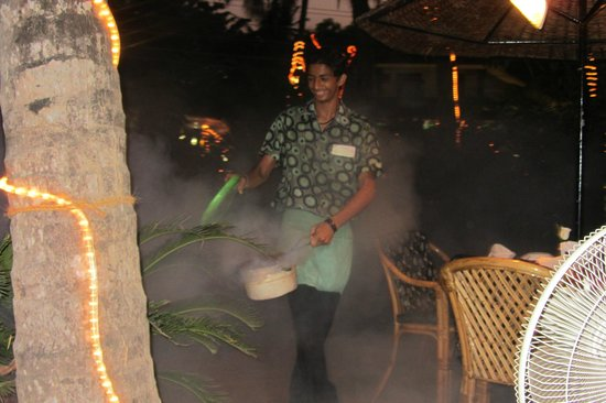 OCTIMA RESTAURANT + BAR:                                     Profil  on Mosquito Duty