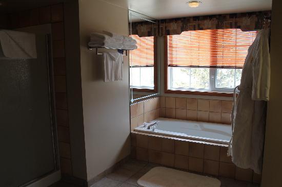 Best Western Pocaterra Inn: Immaculately Clean Everywhere