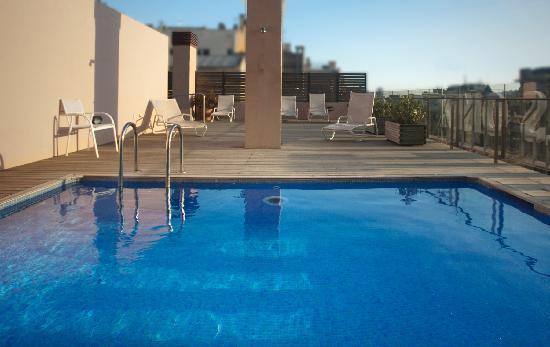 Onix Rambla Hotel: Piscina