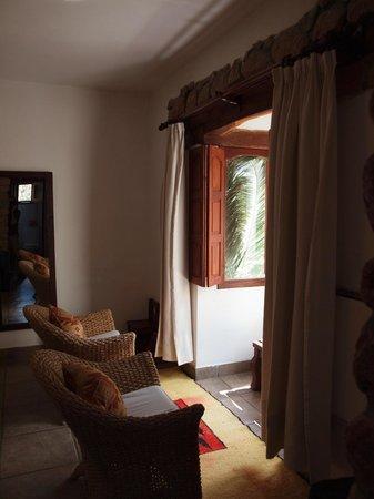 Hotel Killa Cafayate : Balcony