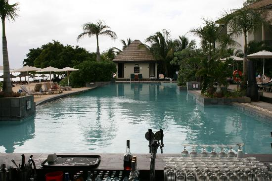 InterContinental Mauritius Resort Balaclava Fort: pool
