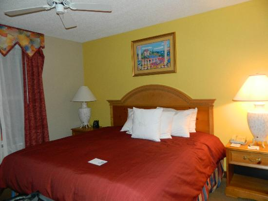 Homewood Suites by Hilton Fort Myers: 1 king bed