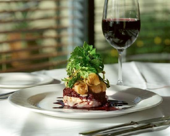 Kelly's Resort Hotel & Spa : Fresh local produce