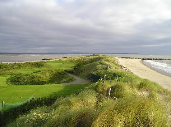 Kelly's Resort Hotel & Spa: Rosslare Championship Links Golf Course