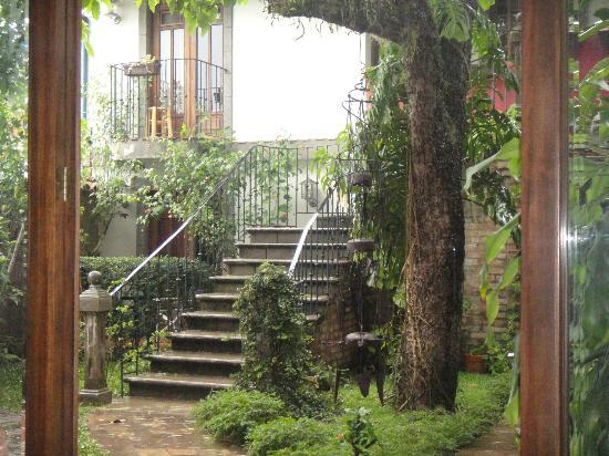 Posada Casa Sol: Terraza