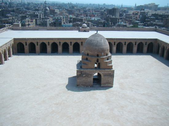 Mosque of Ibn Tulun: Yard of Mosque