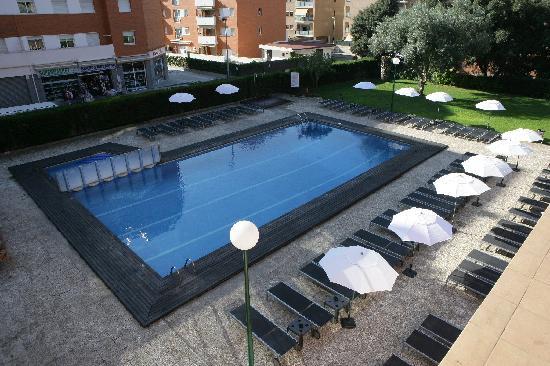 Hotel Fenals Garden: Pool Area
