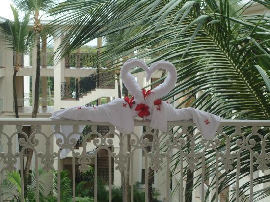 Hotel Riu Palace Punta Cana: Love birds