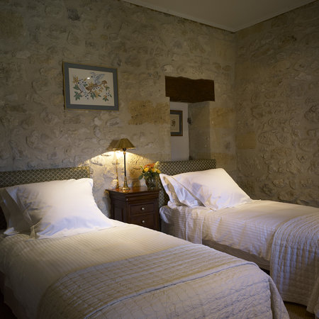 Chateau Claud-Bellevue : Room -Vervaine