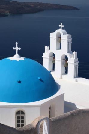 聖托里尼島照片
