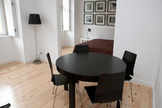 Lisbon Serviced Apartments - Praca do Municipio: T1 apartment