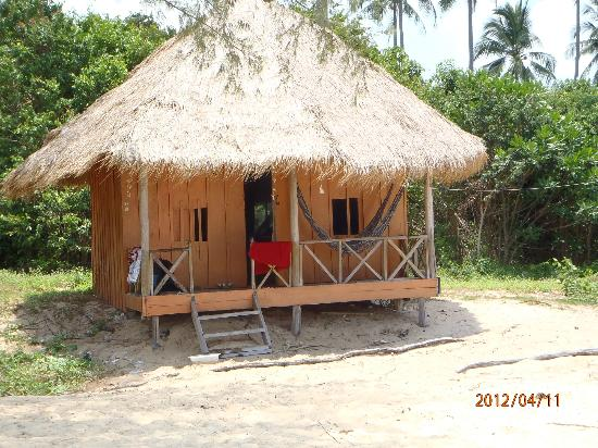 Angkor Destination Travel: The bungalow