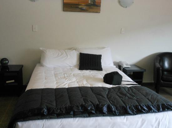 Hygate Motor Lodge: Double Beds