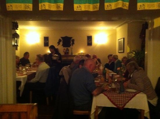 City Inn Restaurant Truro Menu