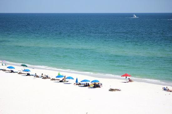 Orange Beach, April, 2012