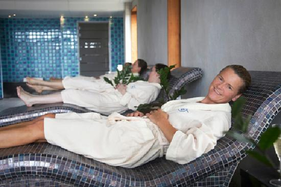 Kelly's Resort Hotel & Spa : Thermal suite in Seaspa