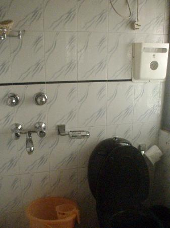 Hotel City Centre : Bathroom fittings