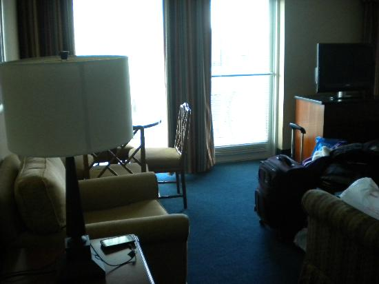 Hampton Inn Myrtle Beach - Broadway At the Beach: The rest of the room