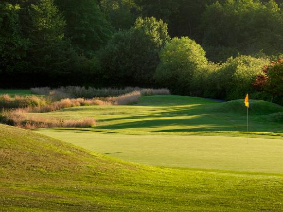 Cordova Bay Golf Course: Immaculte course conditions are always in play