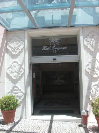 Hotel Miraparque: Entrée de l'hôtel