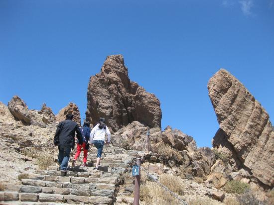 Parque Santiago: Los Roques de Garcia